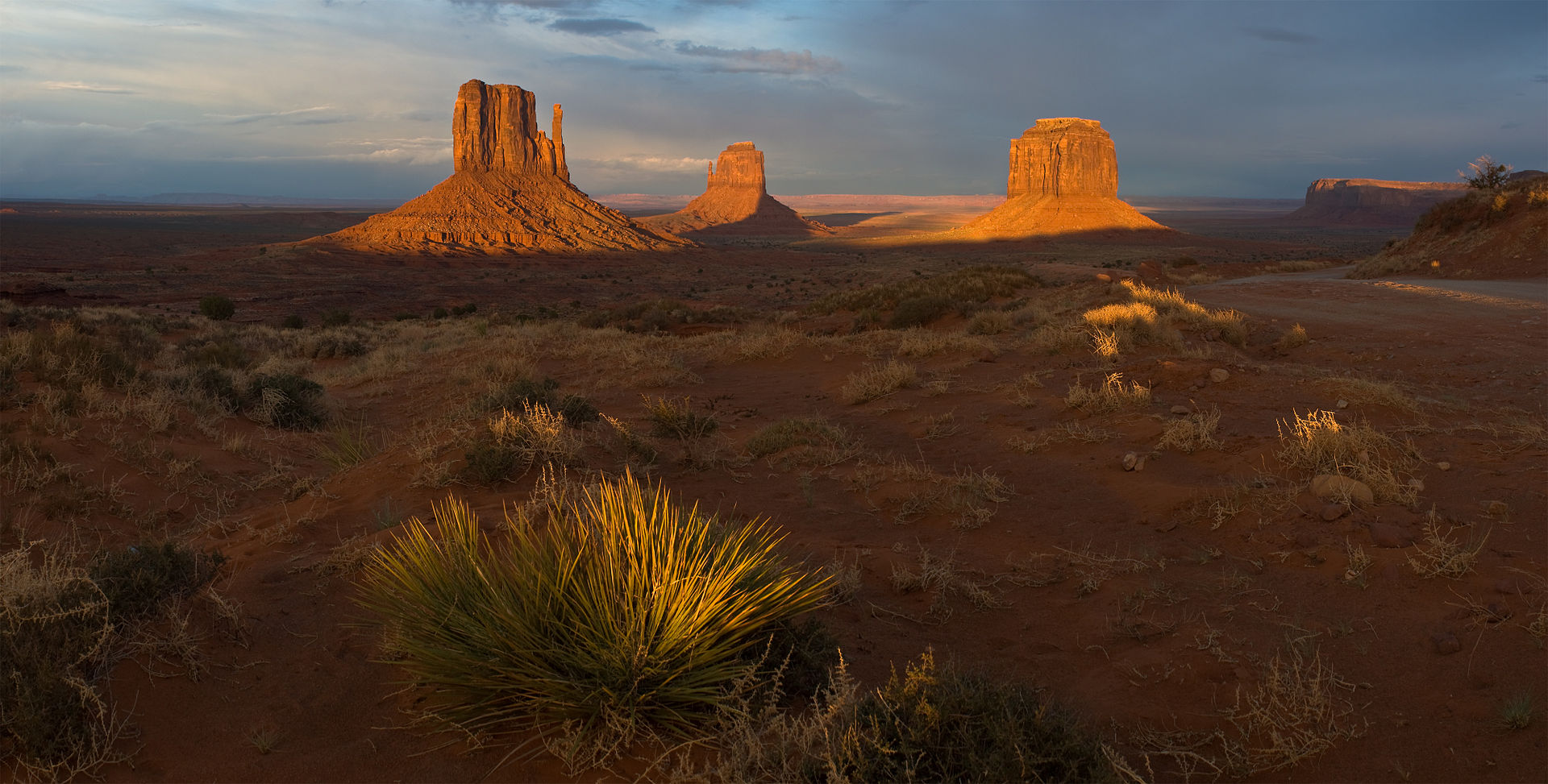 Monument Valley, photo by Chmehi