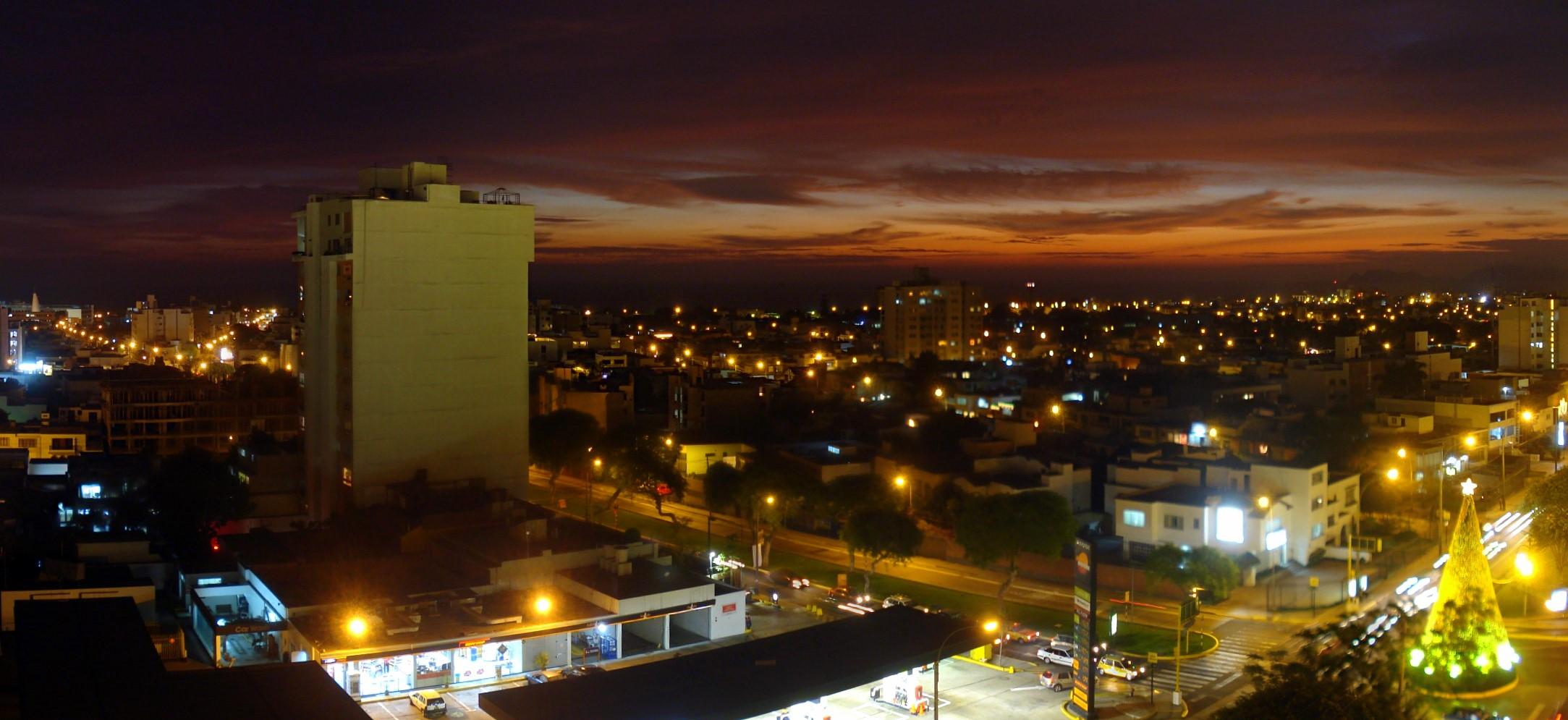 Lima, photo by Miguel A Vera Leon