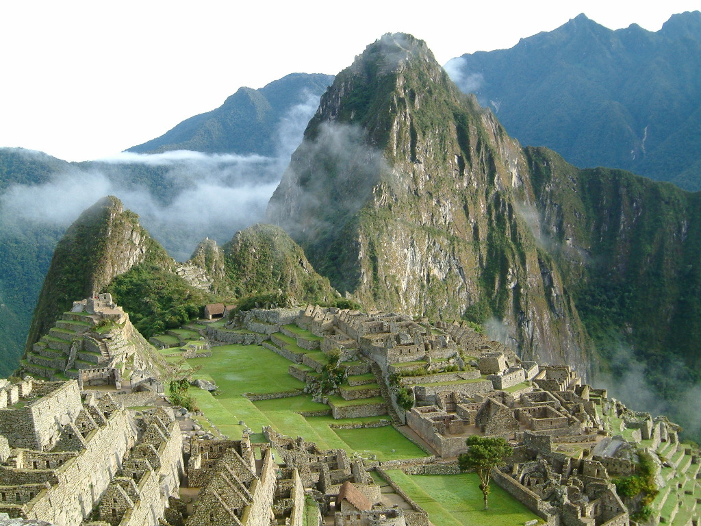 Machu Picchu, photo by Allard Schmidt