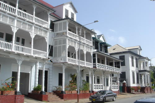 Paramaribo, photo by Ron Van Oers