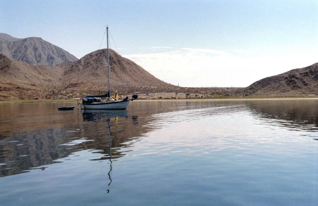 Gulf of California (Southeastern Baja), photo by Cdw1952