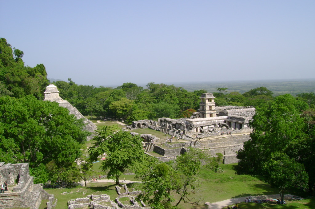 Palenque, photo by MarianaFF