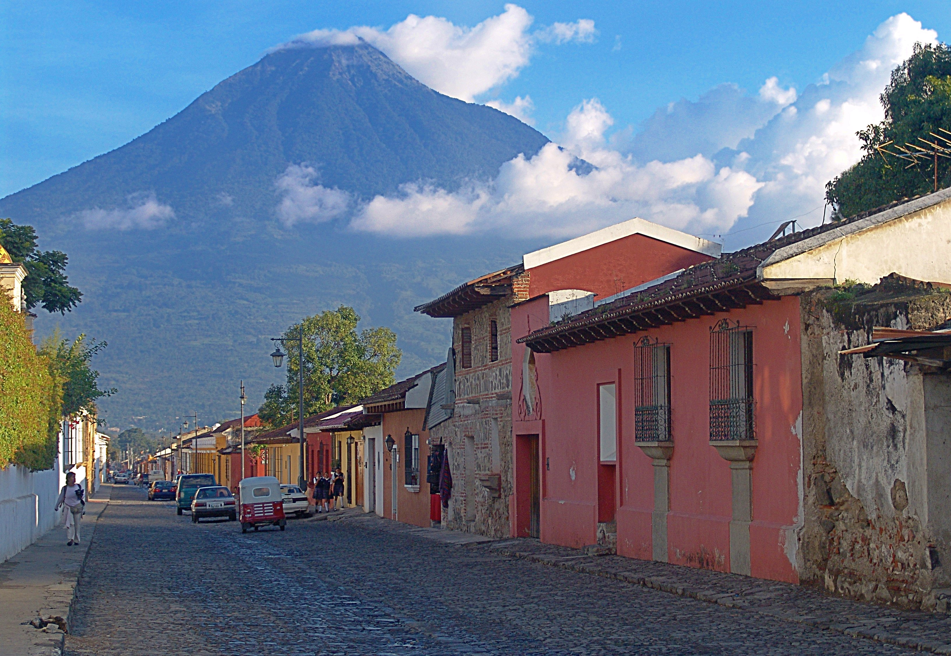 Antigua Guatemala, photo by ZackClark