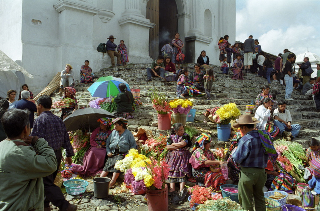 Chichicastenango, photo by Gabrideica