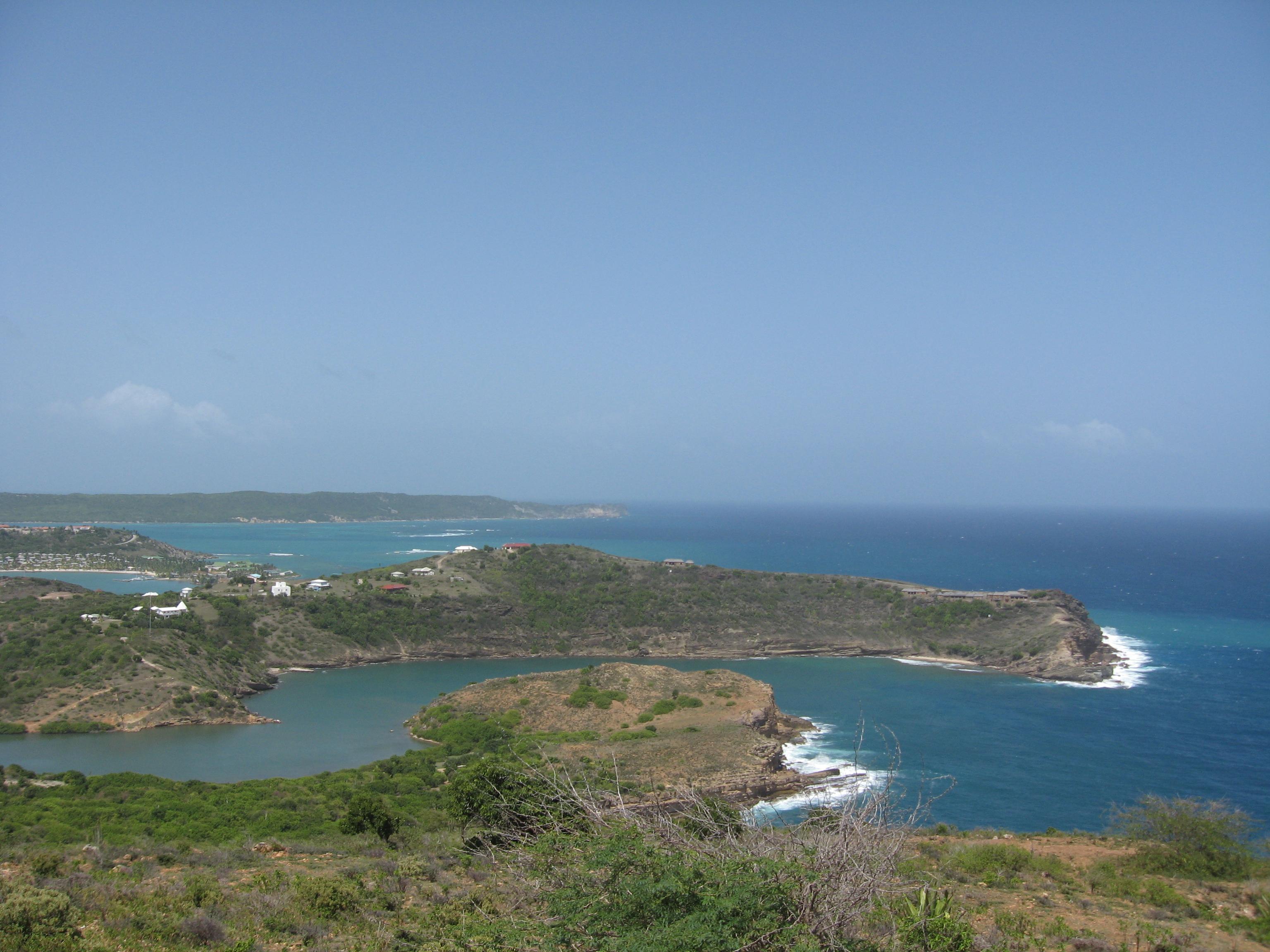 Antigua, photo by Thricecube