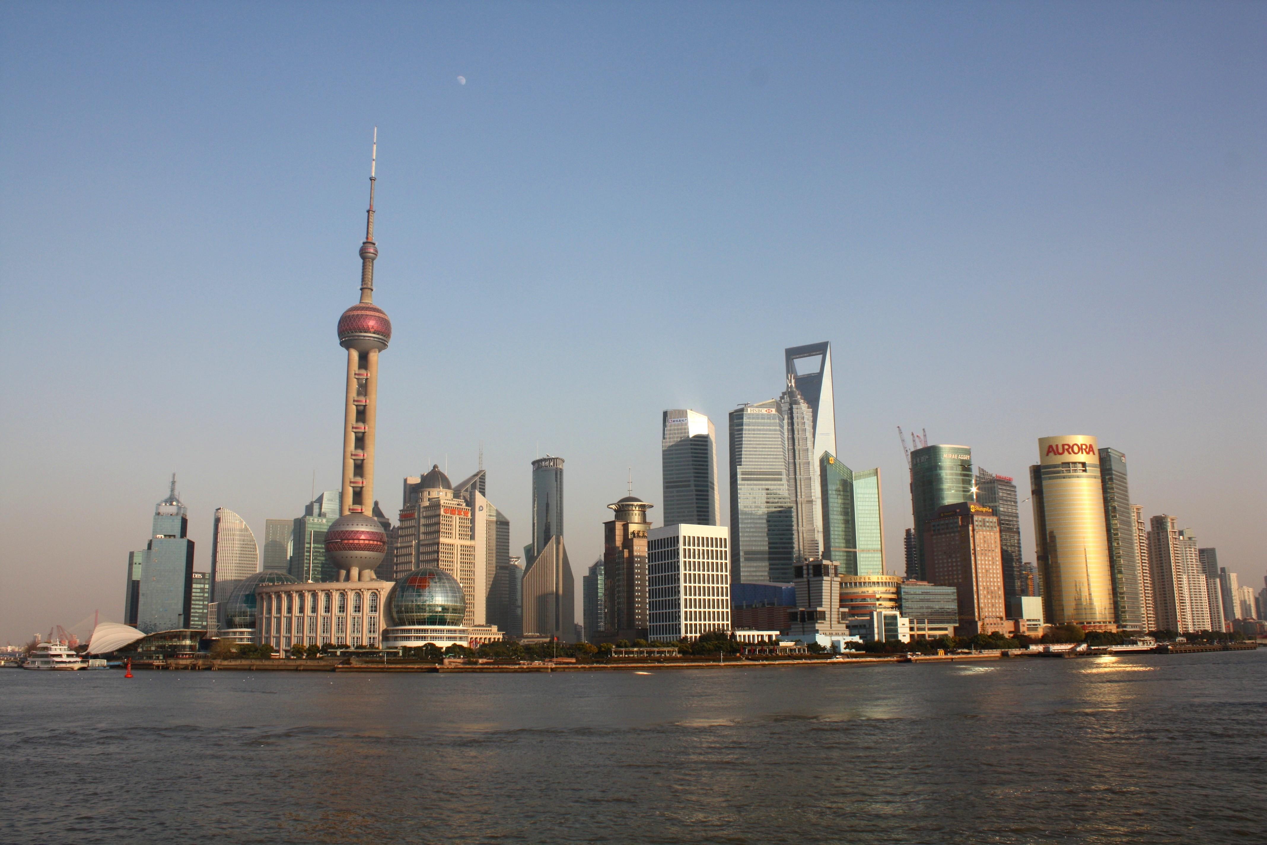 Shanghai, photo by J. Patrick Fischer