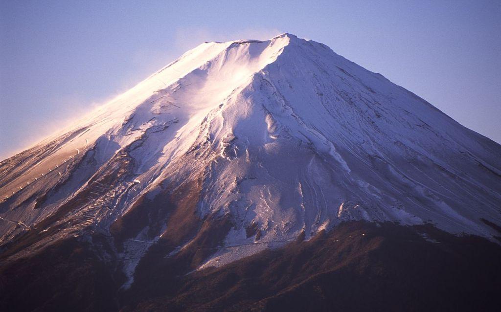 Mt Fuji, photo by hogeasdf