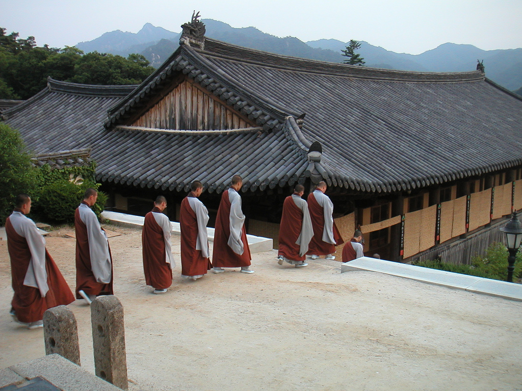 Haeinsa, photo by joonghijung