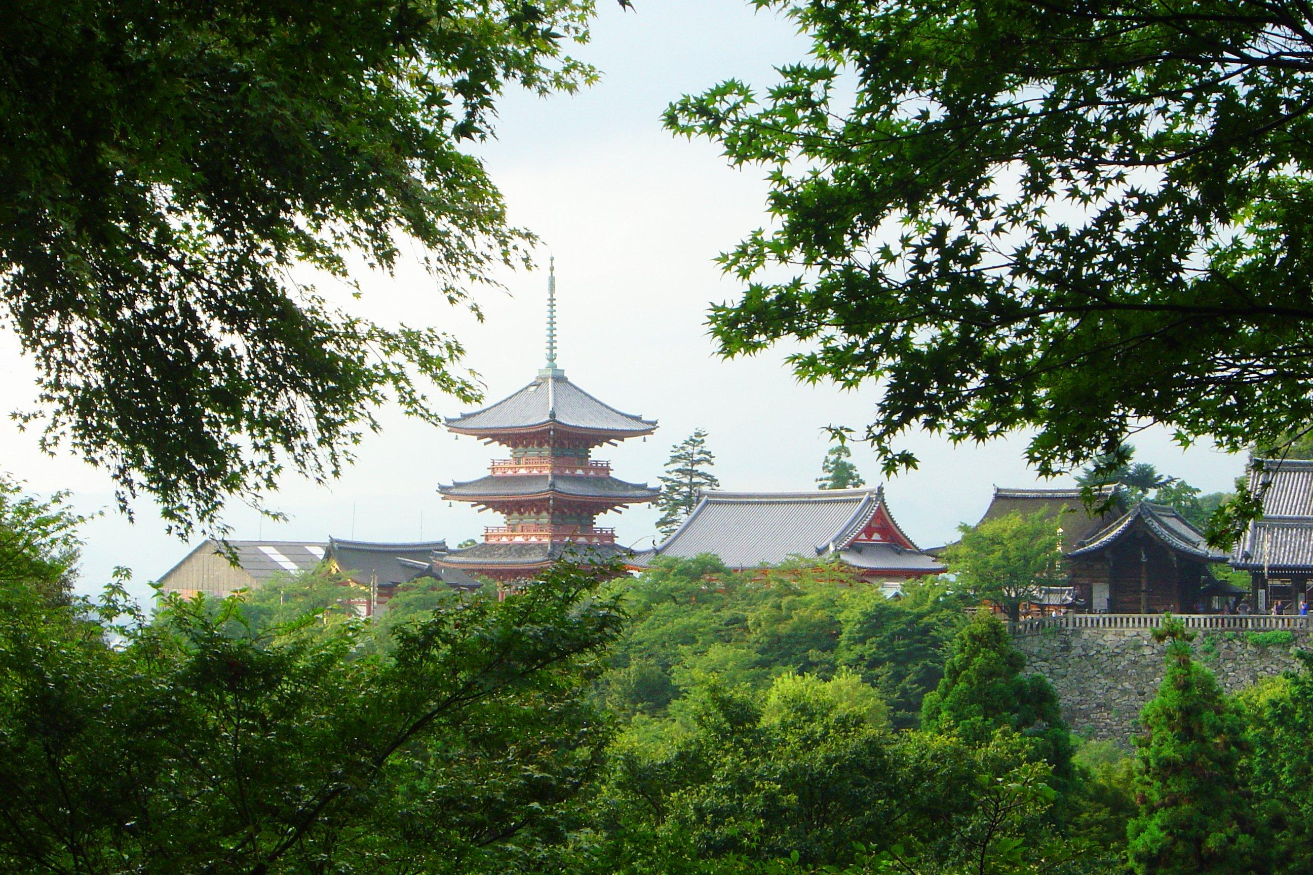 Kyoto & Nara, photo by David Monniaux
