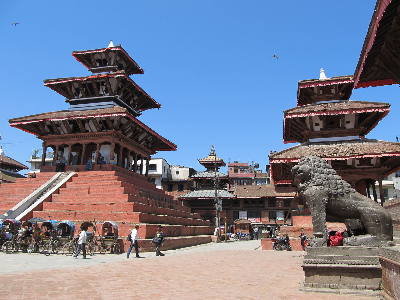 Kathmandu, photo by Sundar1