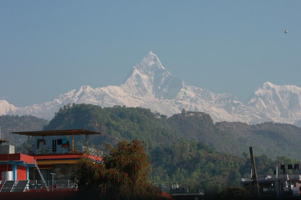 Pokhara & Annapurna Sanctuary, photo by Dinesh Kazi