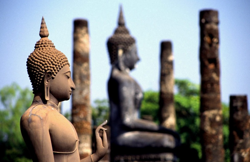 Sukhothai, photo by Wikimedia Commons