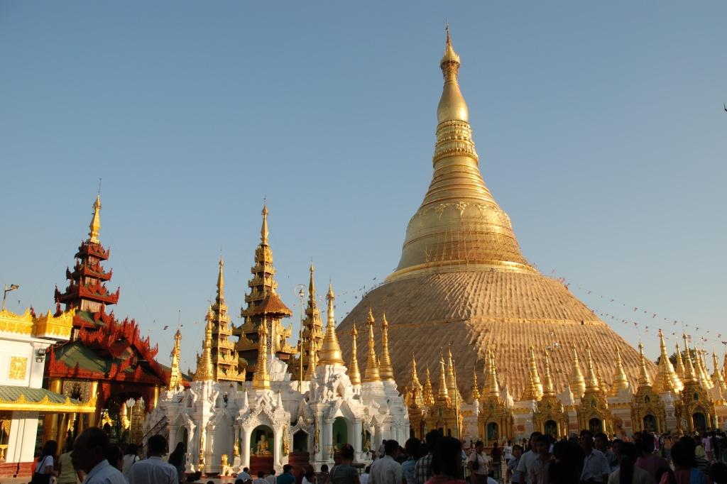 Yangon (Rangoon), photo by Thomas Schoch