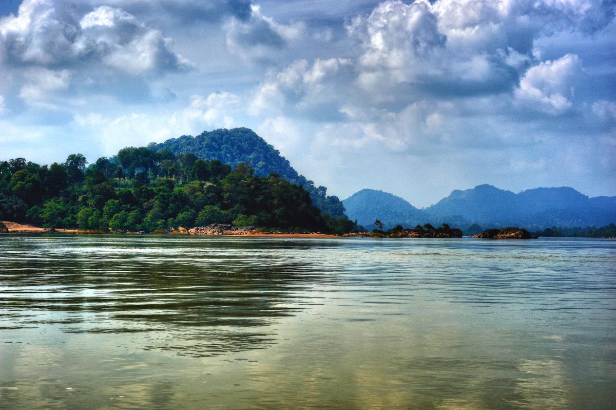 4000 Islands (Si Phan Don), photo by Alexsey Gnilenkov