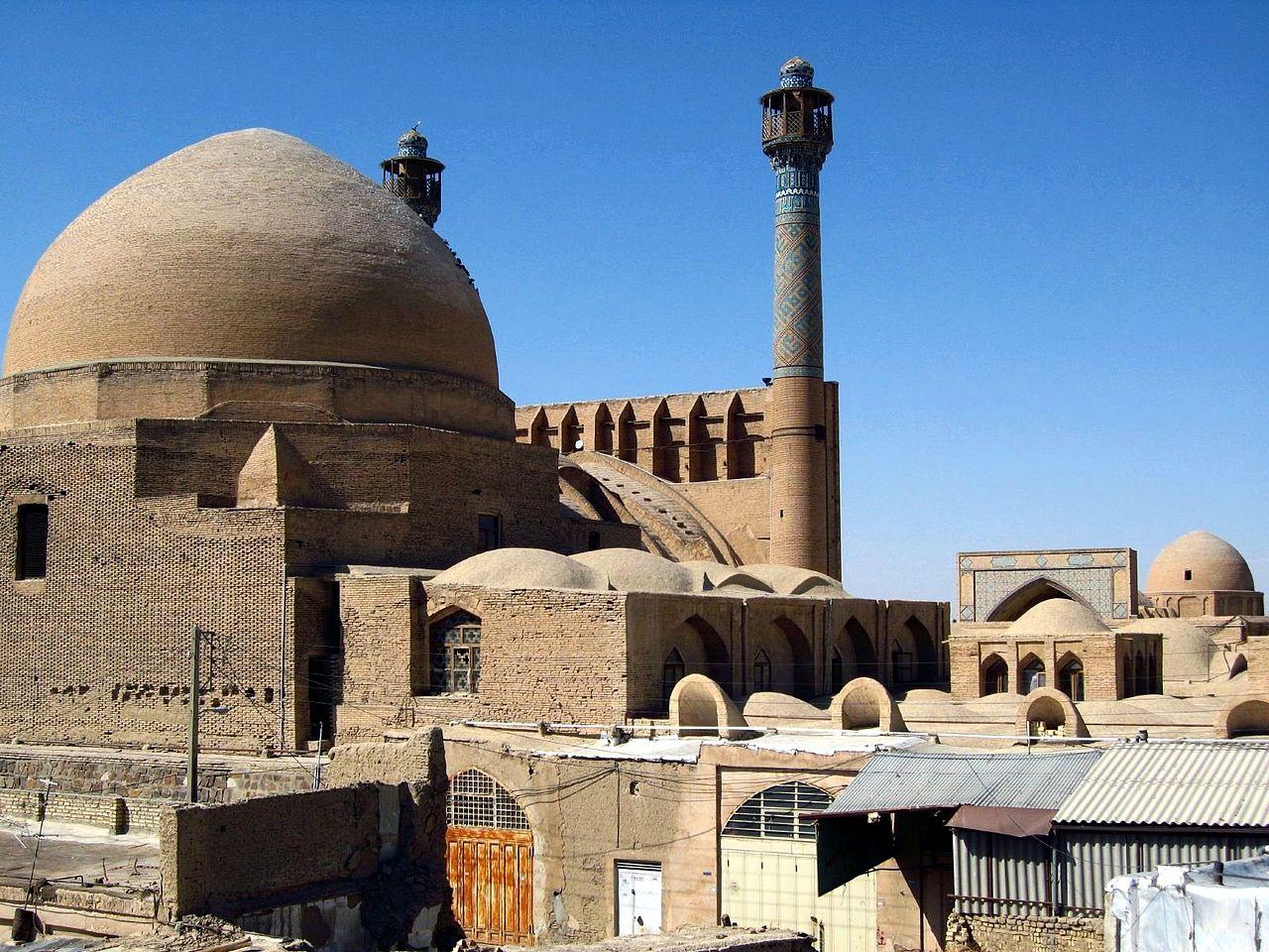 Esfahan (Isfahan), photo by Fulvio Spada