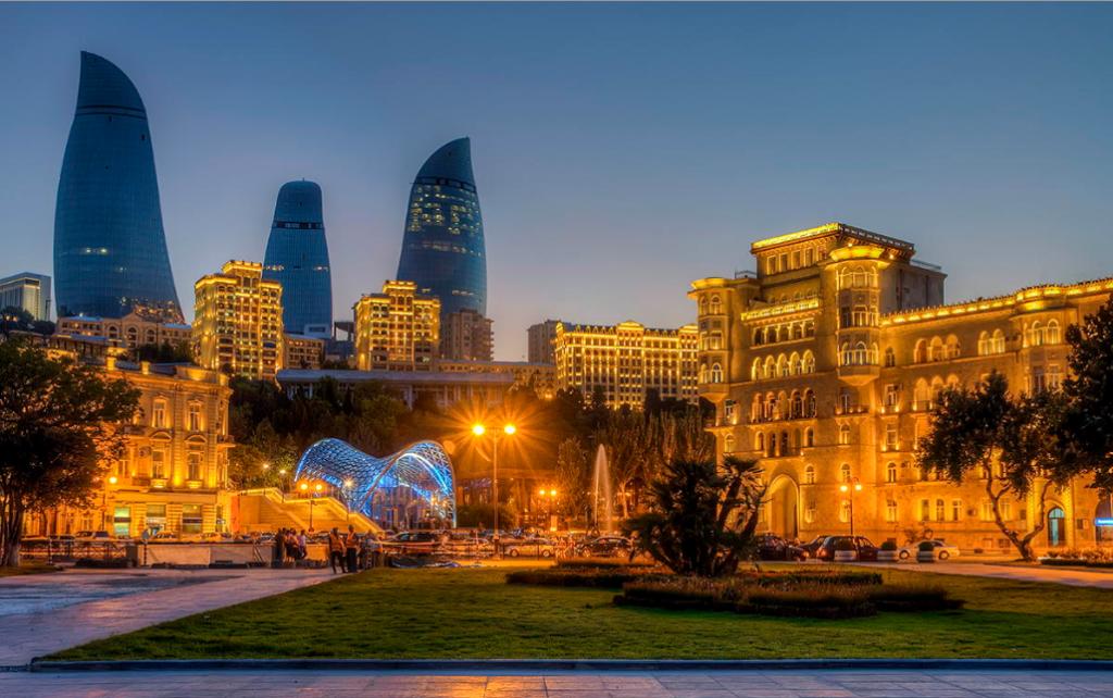 Baku, photo by Urek Meniashvili