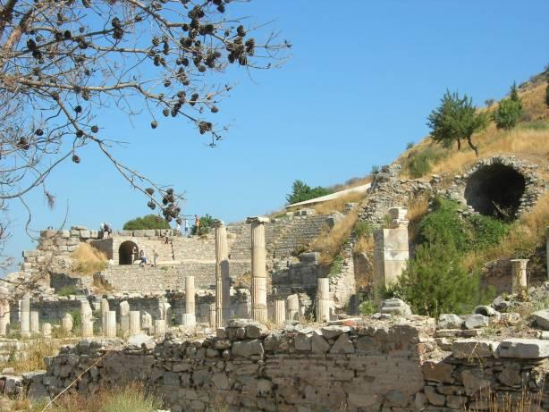 Ephesus, photo by Mykenik