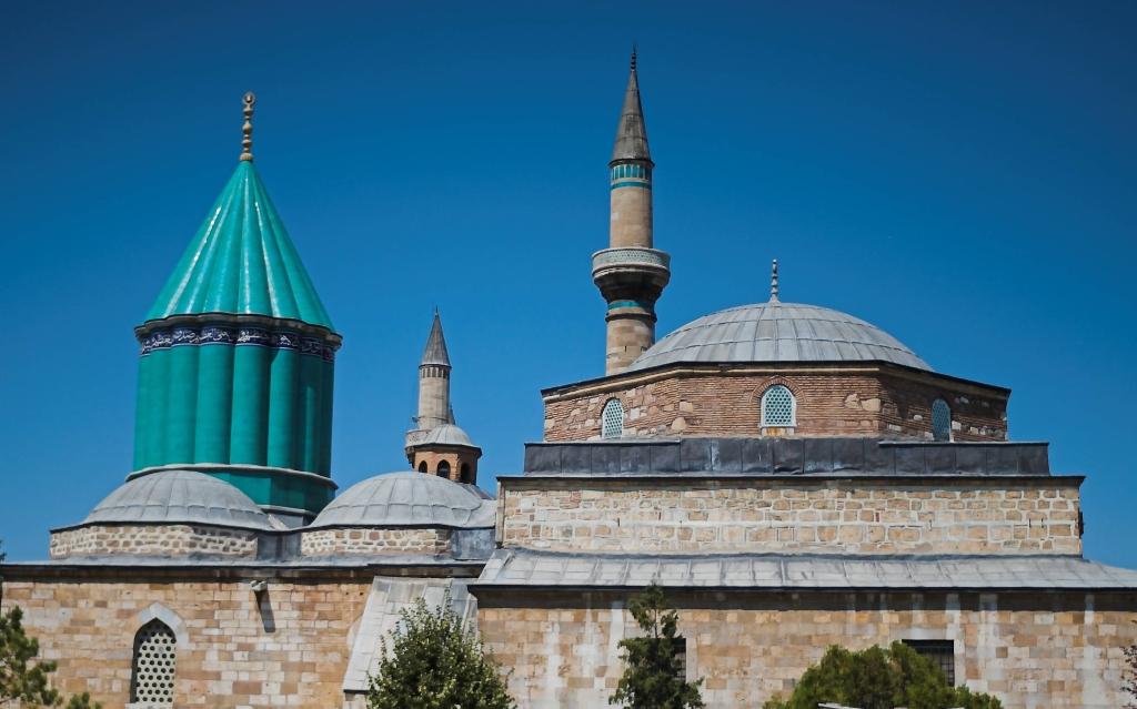 Konya & Catalhoyuk, photo by Wikimedia Commons