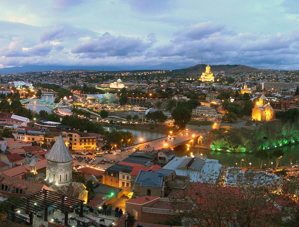 Tbilisi & Mtskheta, photo by Vladimer Shioshvili