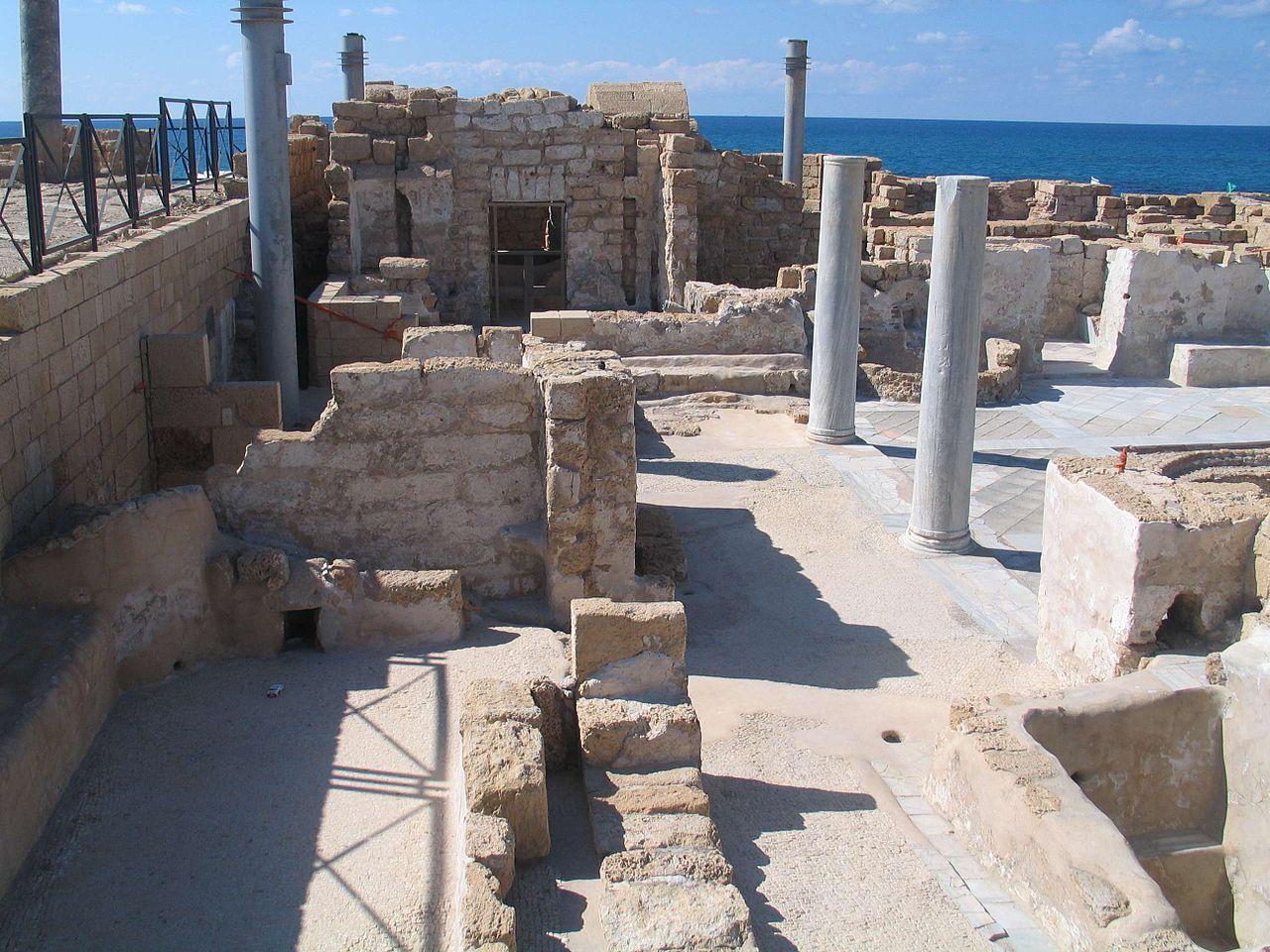 Caesarea, photo by Bukvoed