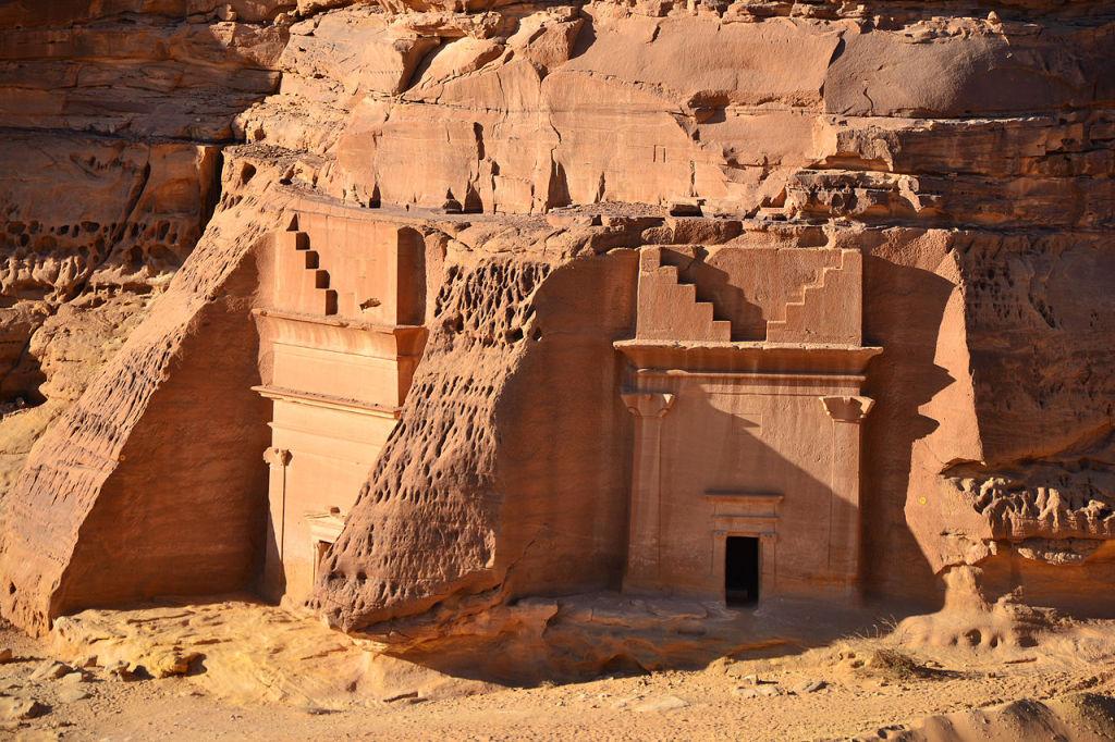 Mada'in Salih (Al-Hijr), photo by Sammy Six