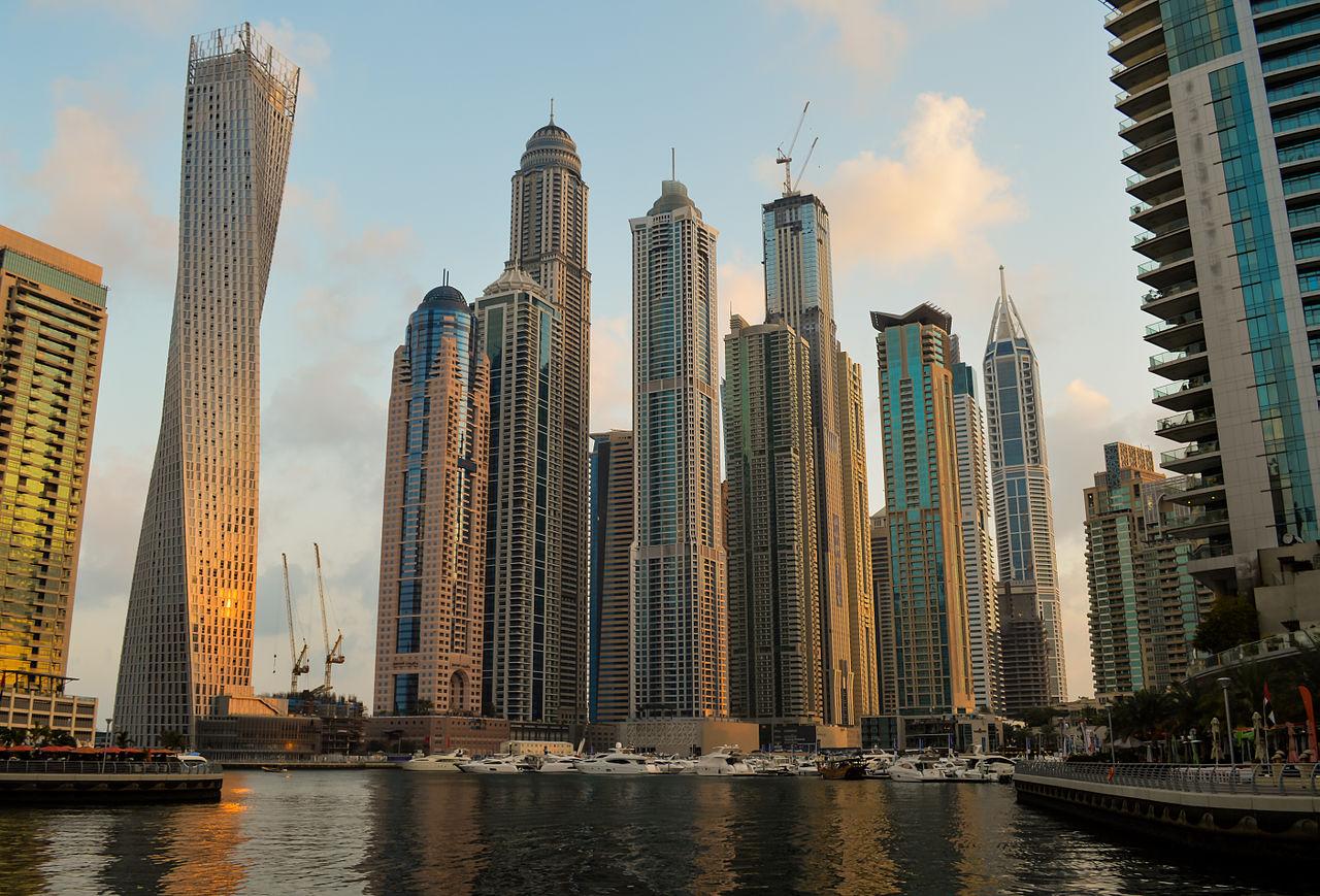 Dubai, photo by Francisco Anzola