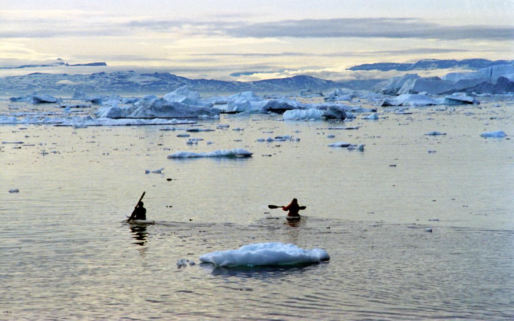 Disko Bay & Ilulissat Icefjord, photo by Michael Haferkamp