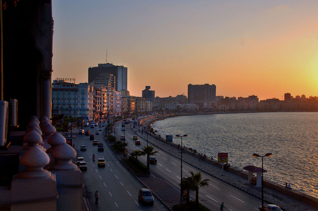 Alexandria, photo by David Evers