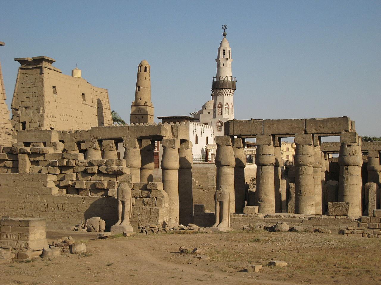 Luxor, photo by Karen Green