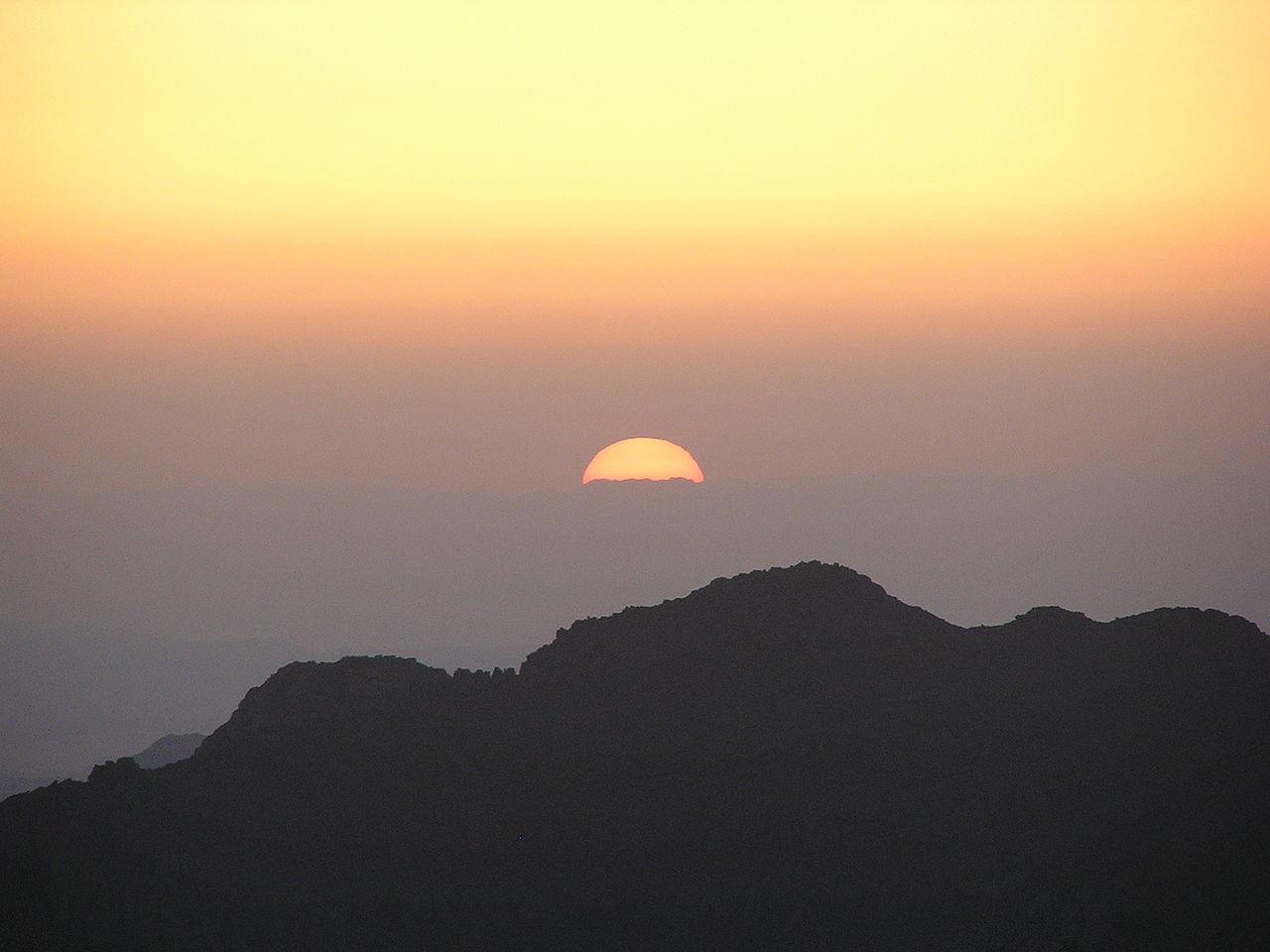 Mount Sinai, photo by Mabdella