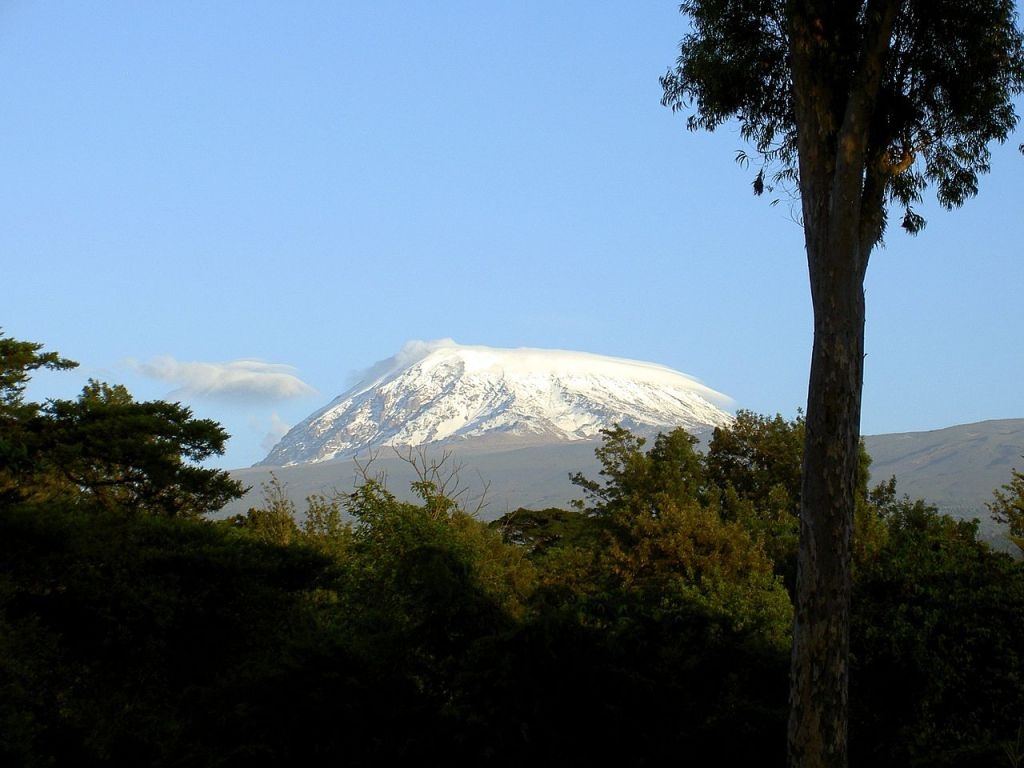 Mount Kilimanjaro, photo by Chris 73