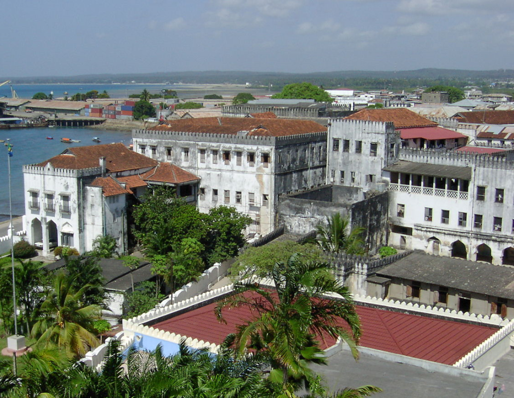 Zanzibar, photo by Vincent van Zeijst
