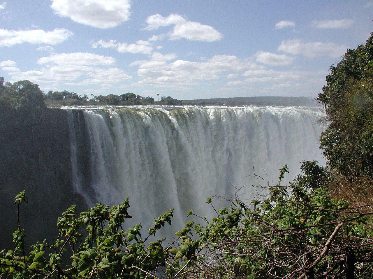 Victoria Falls, photo by Ultratomio