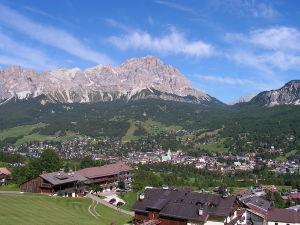 Dolomites Cortina d'Ampezzo