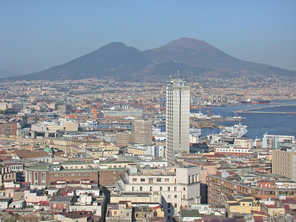 Naples & Pompeii, photo by MM