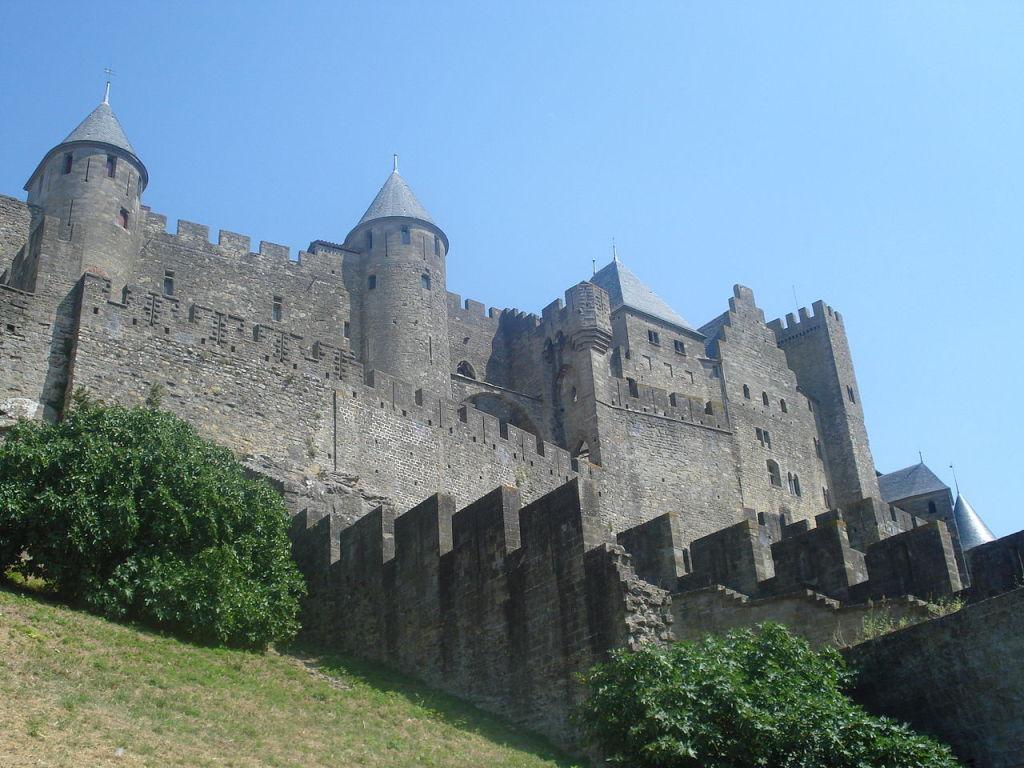 Carcassonne, photo by Bmsgator