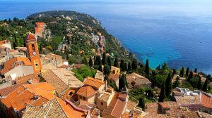 Cote d'Azur French Riviera