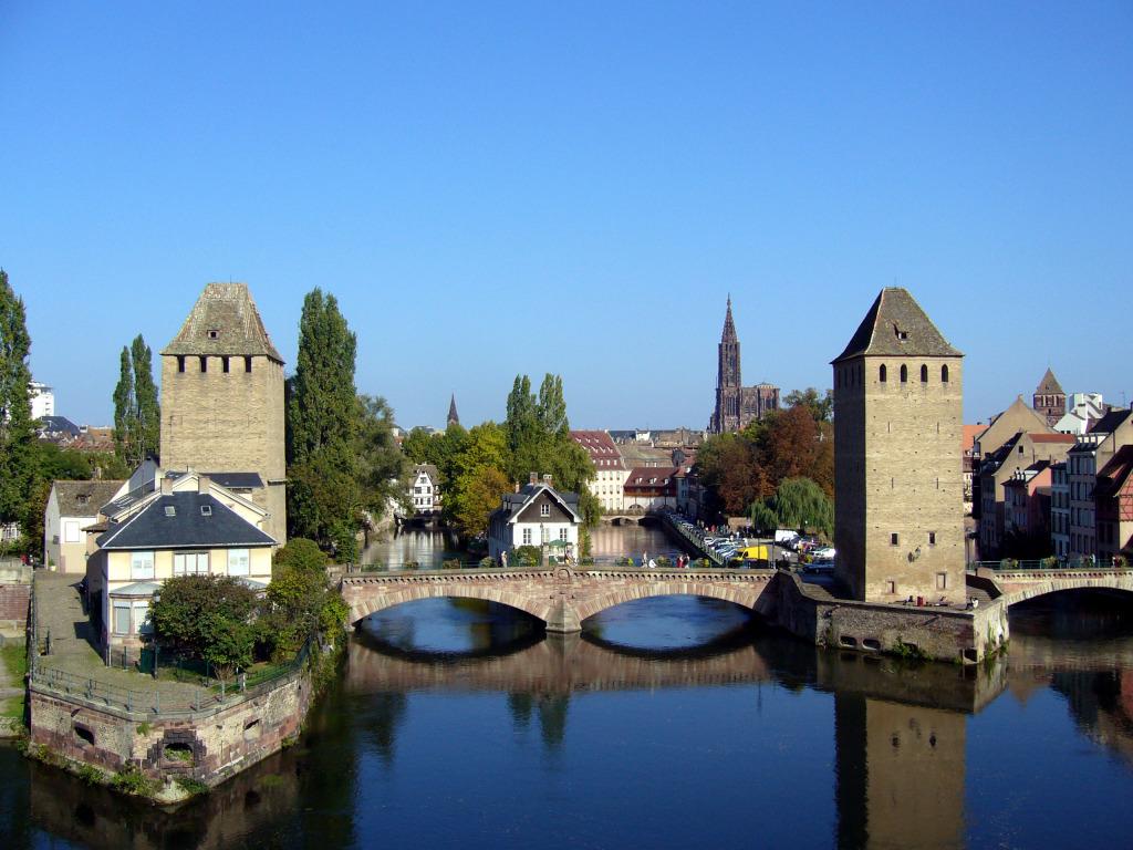 Strasbourg, photo by Johnathan Martz