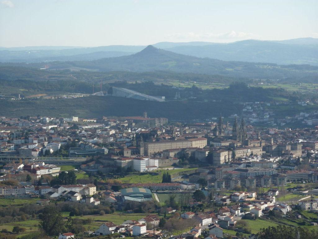 Santiago de Compostela, photo by Froaringus
