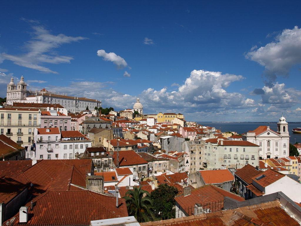 Lisbon, photo by Aubrey Francon