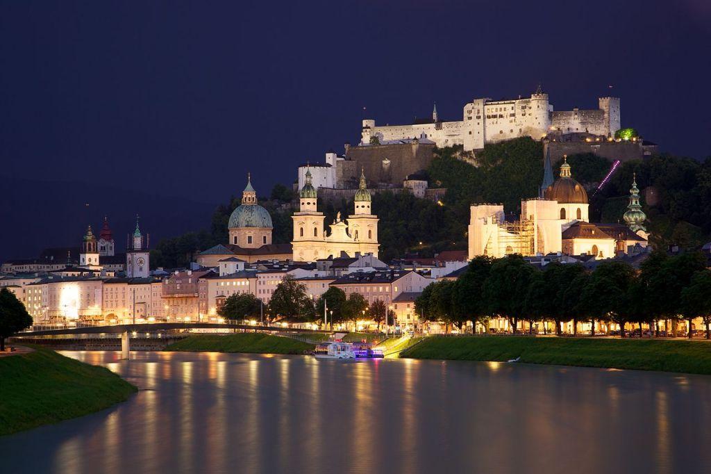 Salzburg, photo by Jiuguang Wang
