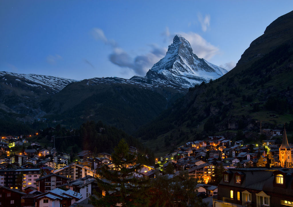 Zermatt, photo by Chensiyuan