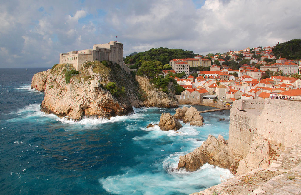 Dubrovnik, photo by Edwardwexler
