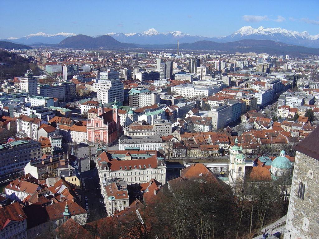 Ljubljana, photo by Husond