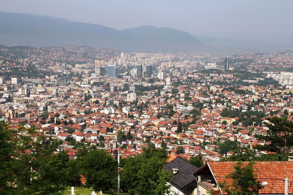 Sarajevo, photo by Bjoertfedt