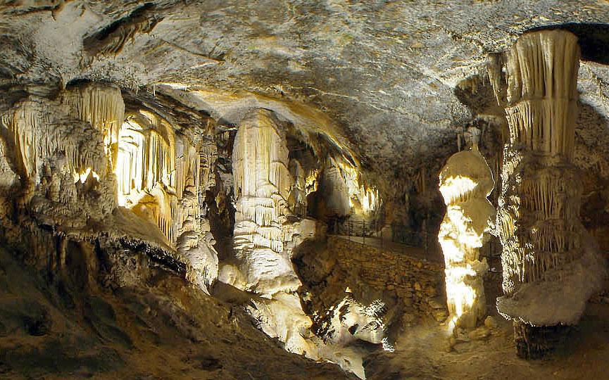Skocjan Caves, photo by Bostjan Burger