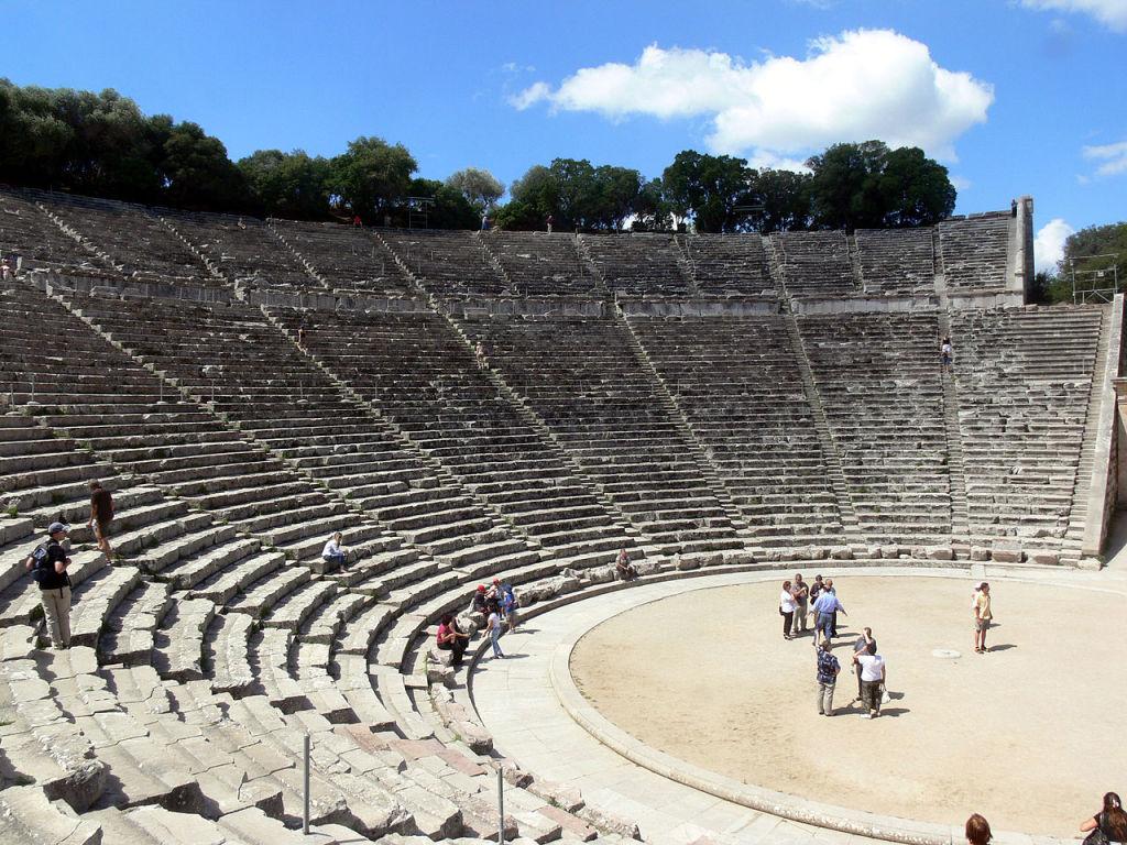 Epidaurus, photo by Fingalo