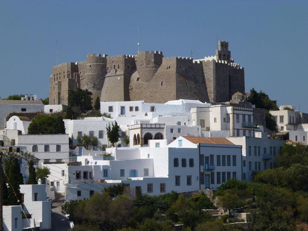 Patmos, photo by Valeria Casali