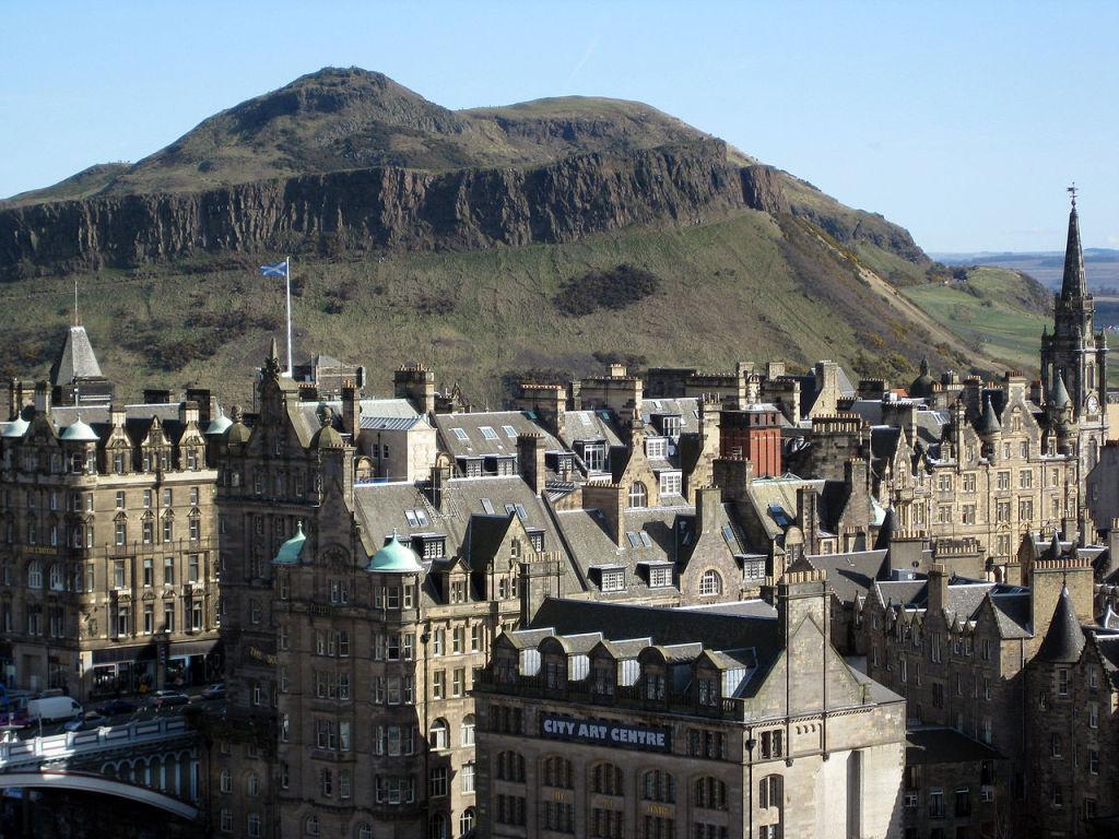 Edinburgh, photo by Tilmandralle