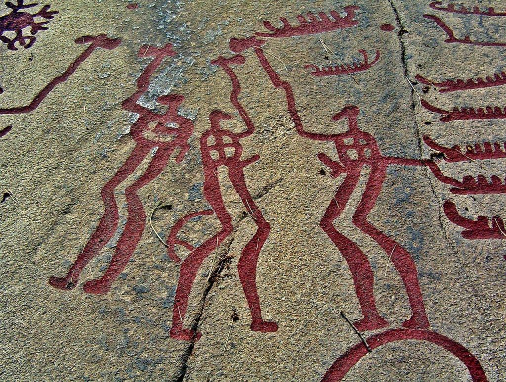 Bohuslan Coast & Tanum Carvings, photo by Locutus Borg